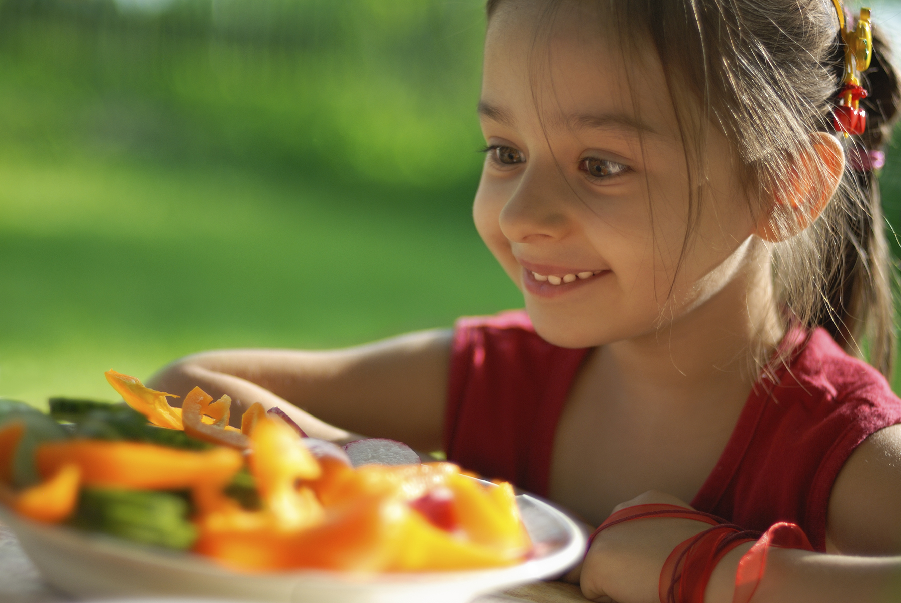 Teaching Kids To Cook May Make Them Eat Healthier