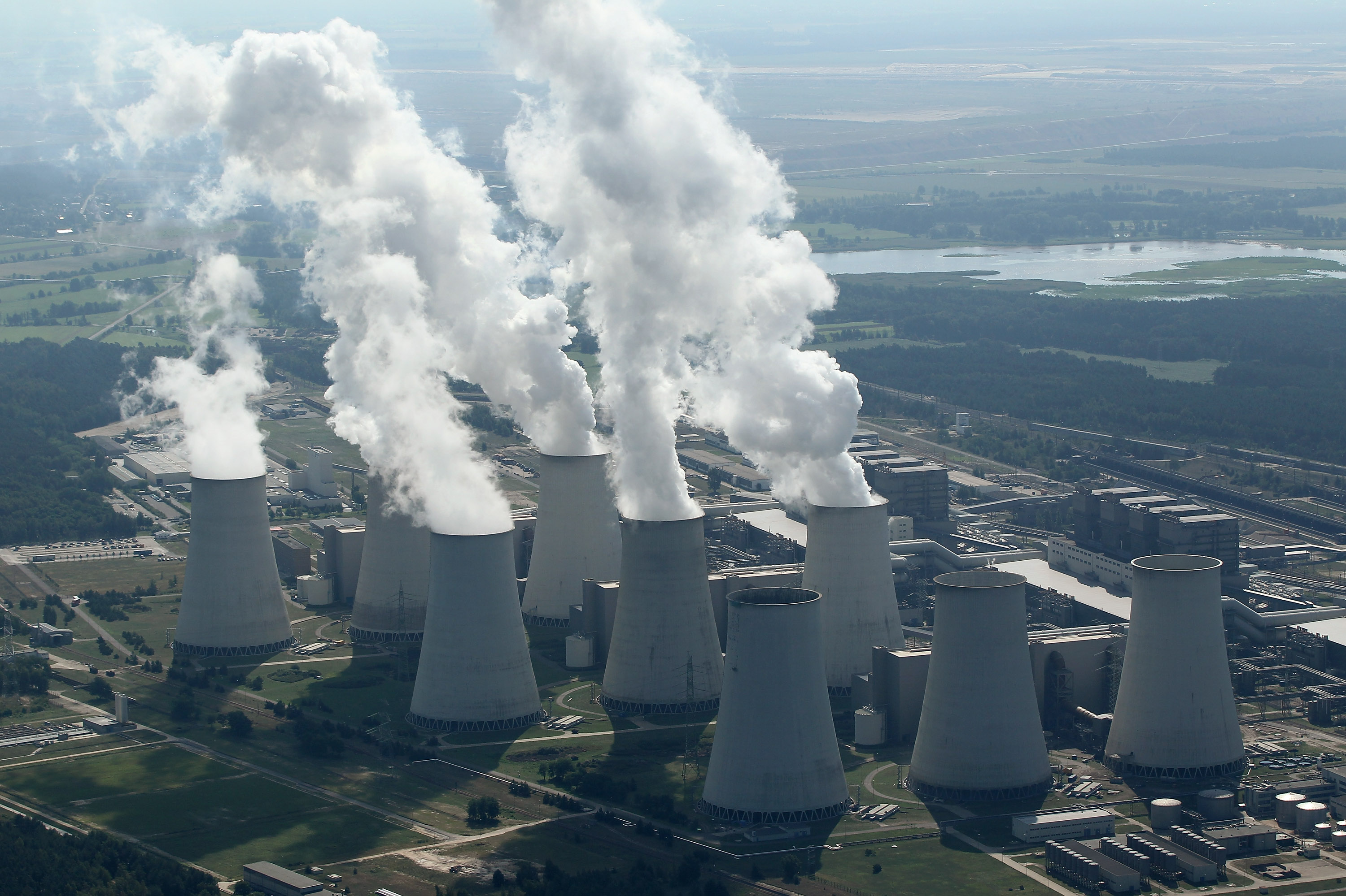Global Warming Causes Even More Emissions Study Finds
