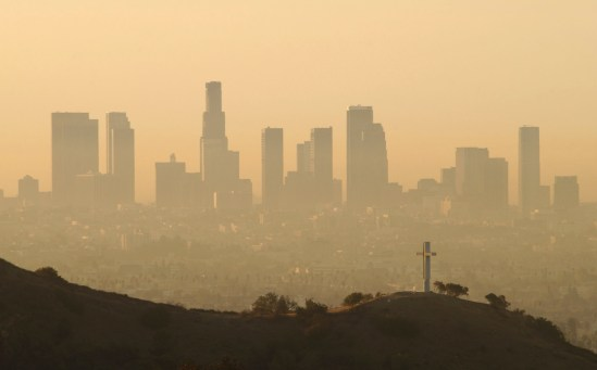 Image result for california air pollution