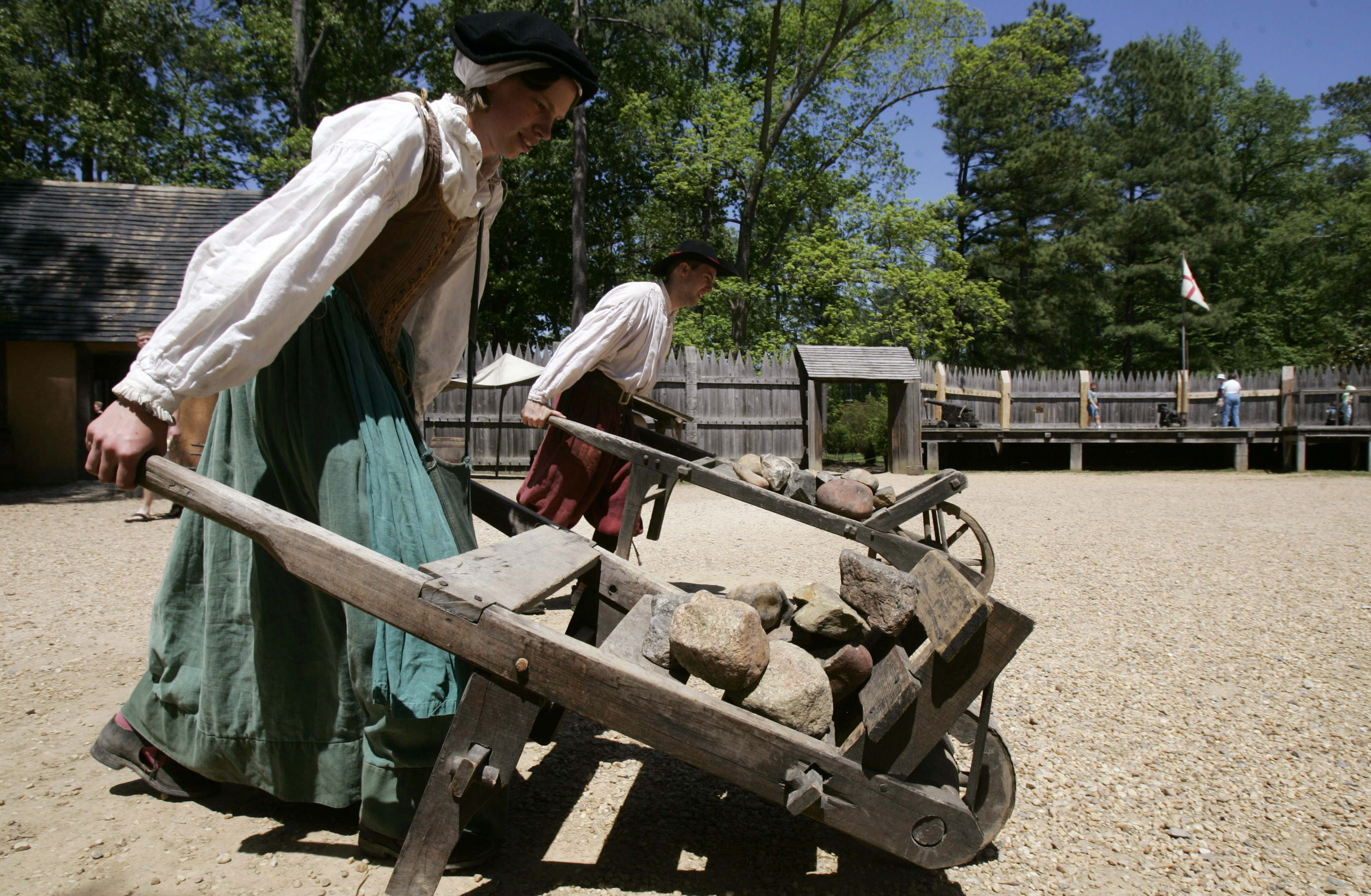 For Colonial Williamsburg A Lesson In Modern Finance