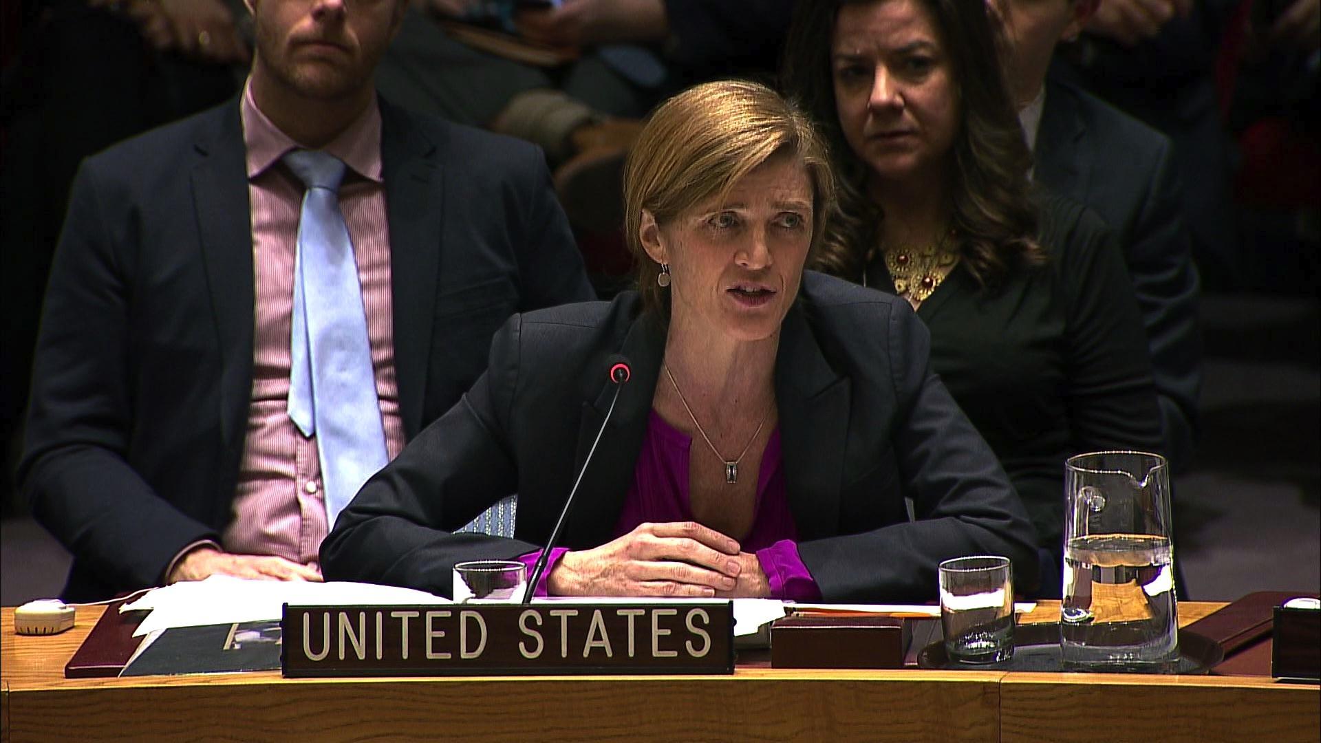 Un Security Council Votes 14 0 To Condemn Israeli