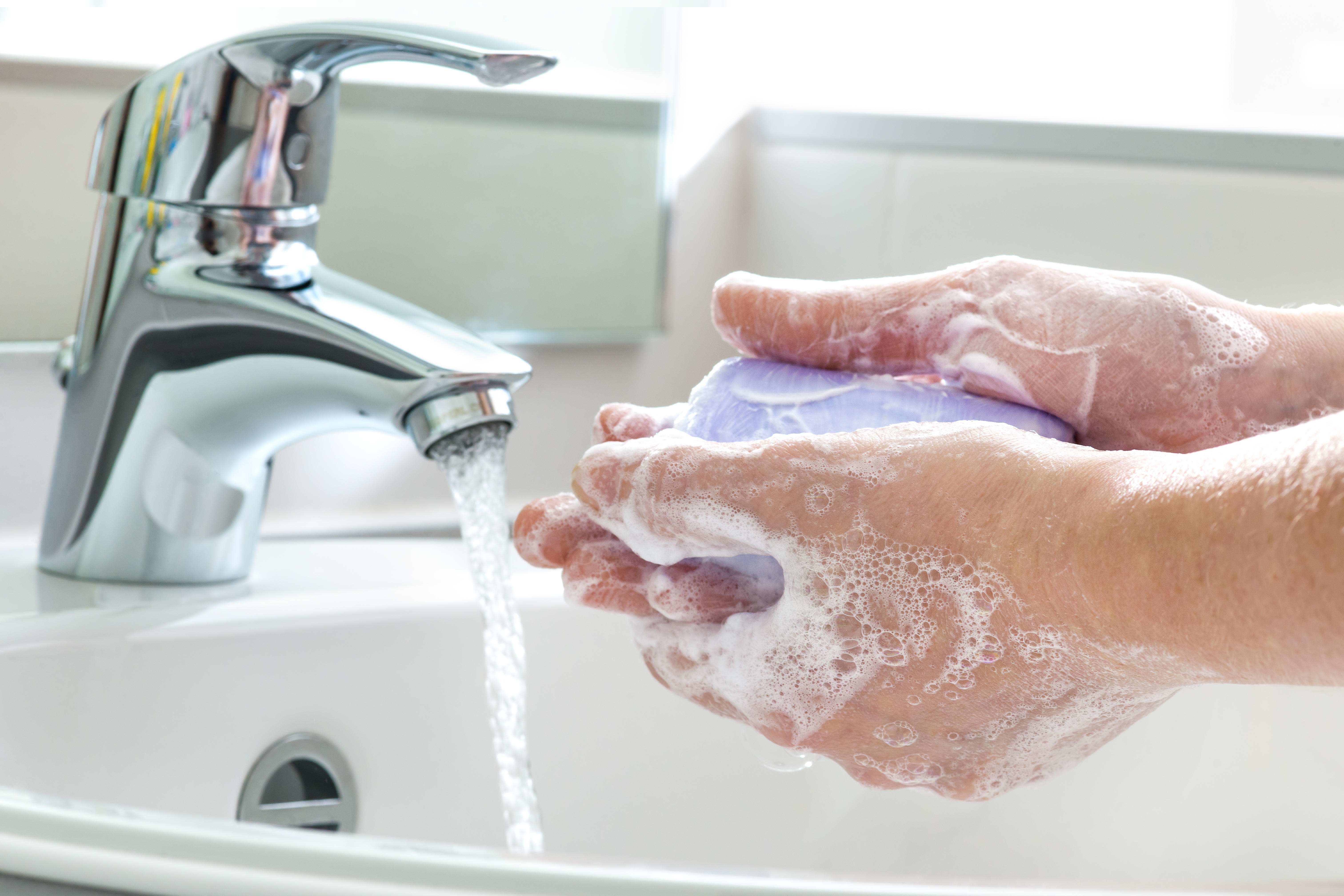 Hand Washing Study Findings Run Counter To Fda Guidelines