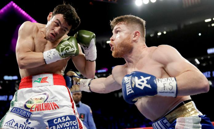 Canelo vs. Chavez Jr: Canelo dominates - CBS News