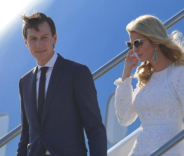Ivanka Trump Jared Kushner Could Profit From Tax Break They Pushed