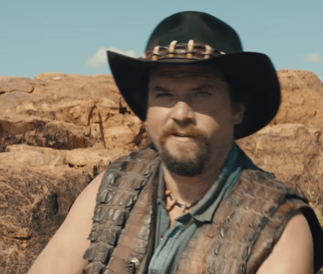 Fans Petition For Crocodile Dundee Reboot After Super Bowl Commercial