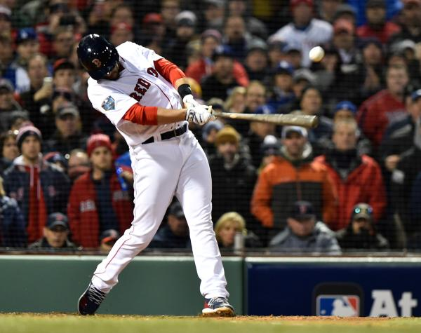 red sox # 18