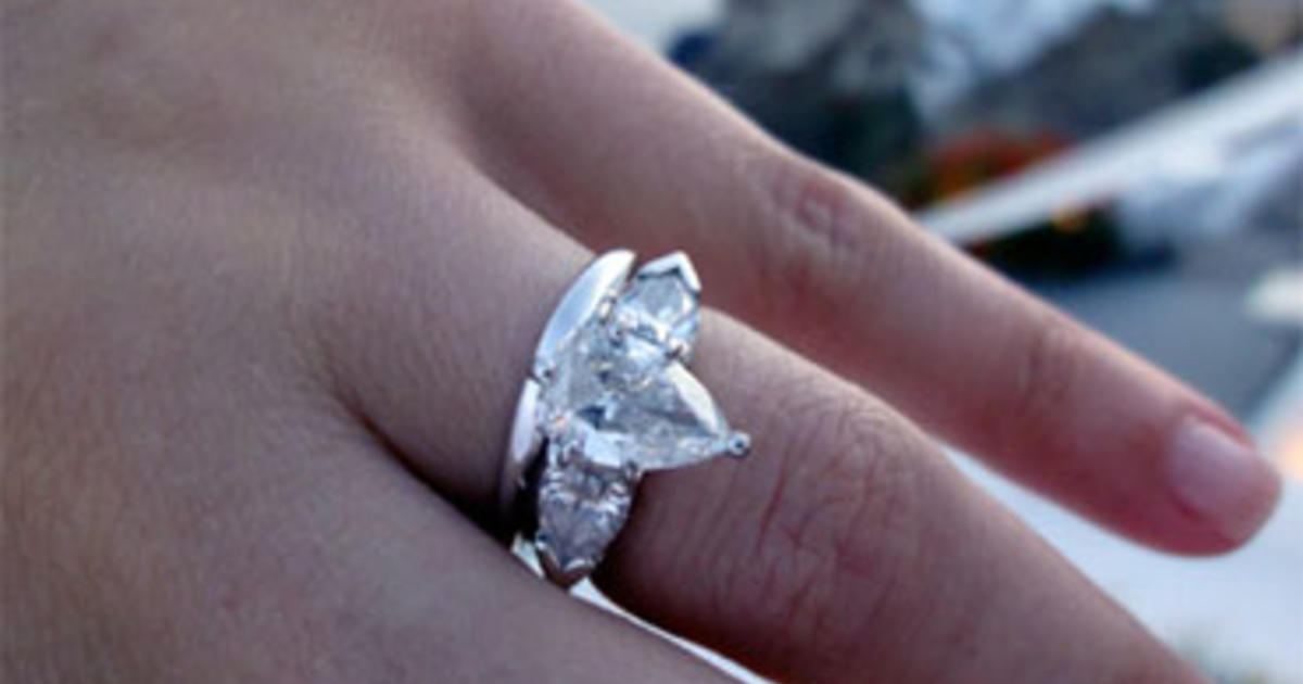 More Wives Look To Upgrade Engagement Rings CBS News