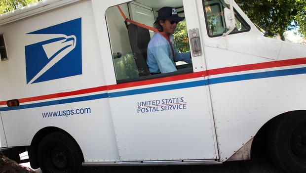 Thet Maill Postal Service Delivery
