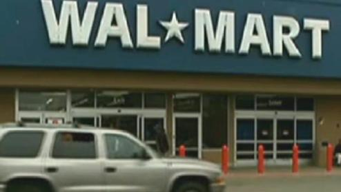 Shooting outside Calif  Walmart  1 wounded   CBS News Walmart  1 wounded   CBS News