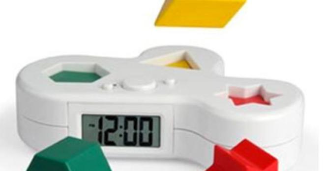 Puzzle Alarm Clock 10 Offbeat