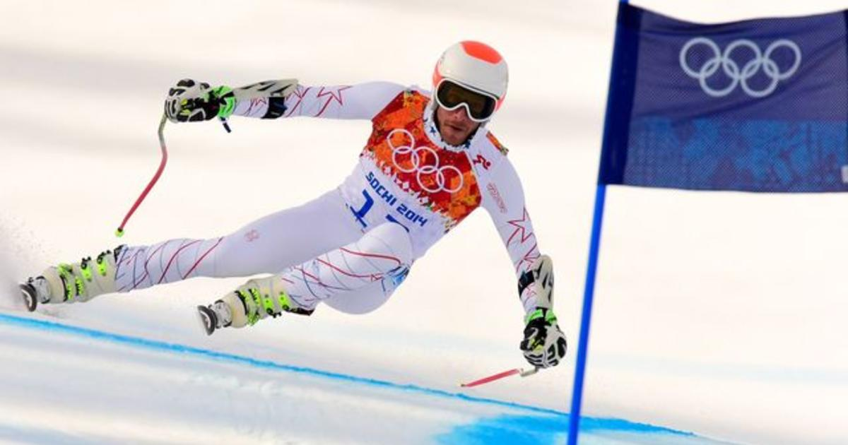 Bode Miller Makes History At Sochi Olympics CBS News