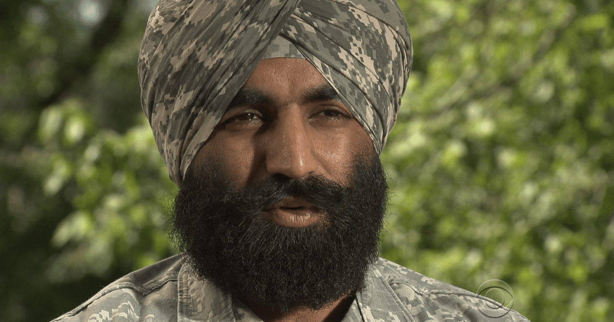 Sikh US Army Captain Wins Right To Wear Beard And Turban
