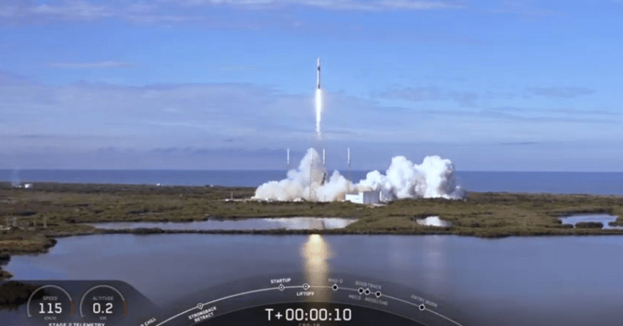 SpaceX launch today: SpaceX Falcon 9 rocket and Dragon ...