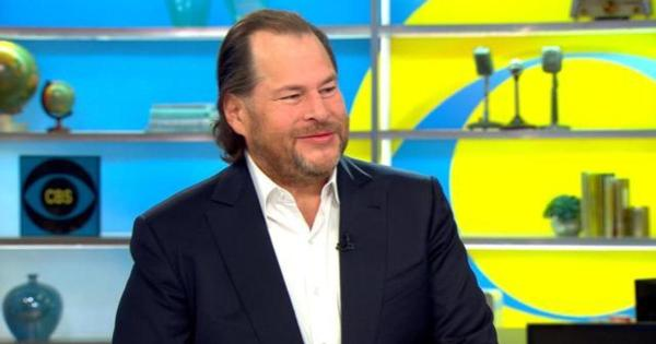 "Marc Benioff on how Salesforce was able to ""do well and do good"""