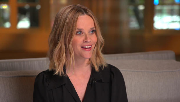 Reese Witherspoon on her media company, Hello Sunshine