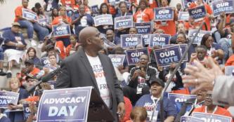 The force behind Florida's amendment to restore voting rights to felons