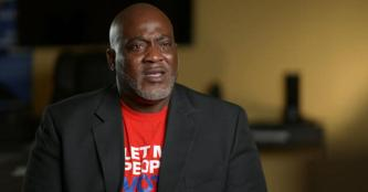 "Desmond Meade: Voting is ""sacred"""