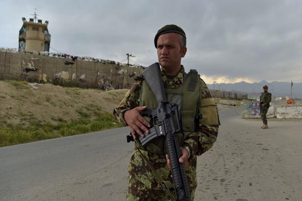 AFGHANISTAN US UNREST BAGRAM