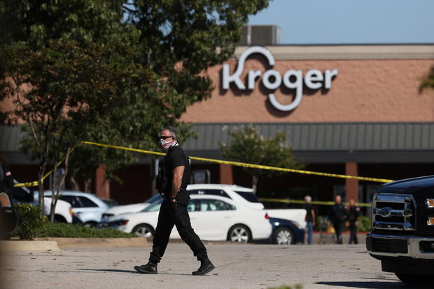 Kroger shooting