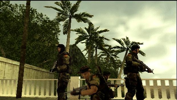 Weapons Select SOCOM Tactical Strike Screenshots Pictures CBS News