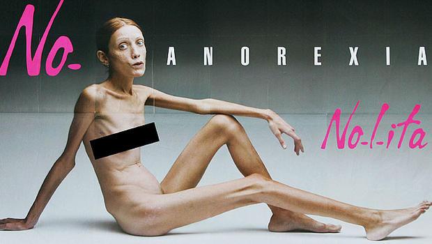 Image result for Isabelle Caro Model