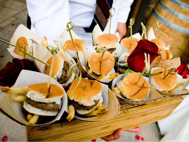 Wedding Bloggers Talk Food Trends