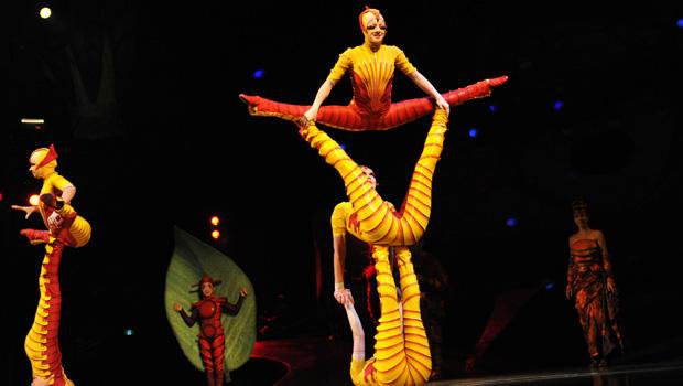 Cirque Du Soleil Vegas