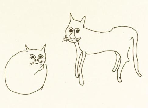 Risultati immagini per john lennon cats and dogs