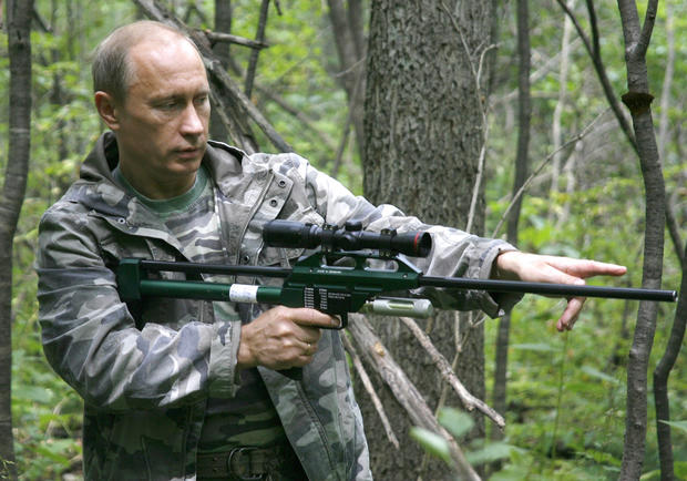 Image result for vladimir putin hunting
