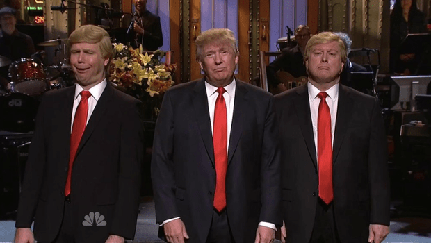 Image result for donald trump snl 2016