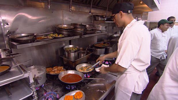 Kitchen Delmonico Serving Diners Since 1837
