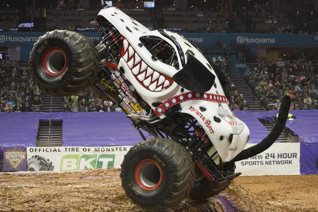 Maximum Destruction Inside Monster Truck Rallies