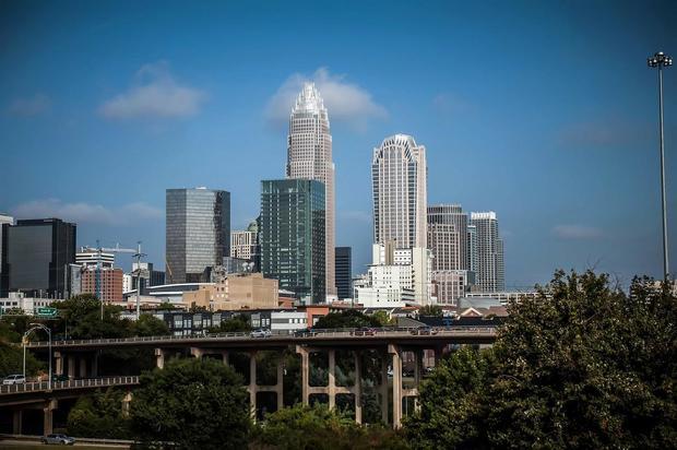 Charlotte, en Caroline du Nord