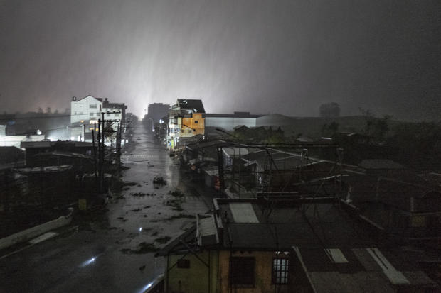 Phillipines Braces For Typhoon Mangkhut