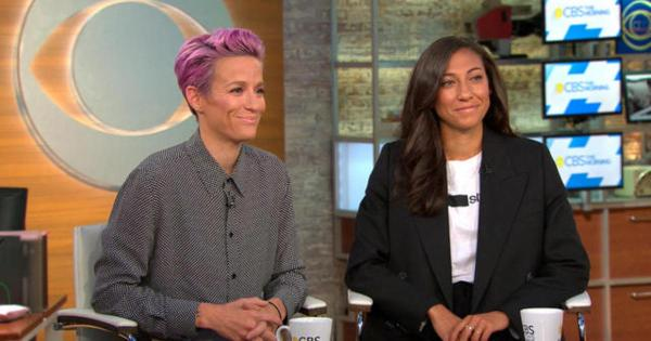 5 Fast Facts You Need To Know Christen Press And Tobin Heath