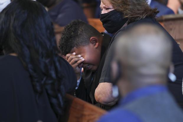 Funeral Held For Rep. John Lewis At Atlanta's Ebenezer Baptist Church