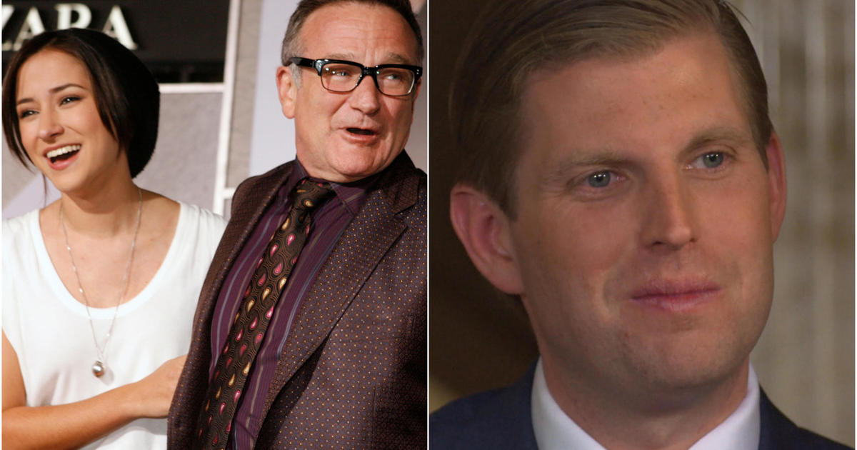 Robin Williams Daughter Zelda Fires Back At Eric Trump For Sharing Video Of Her Late Father Joking About Joe Biden