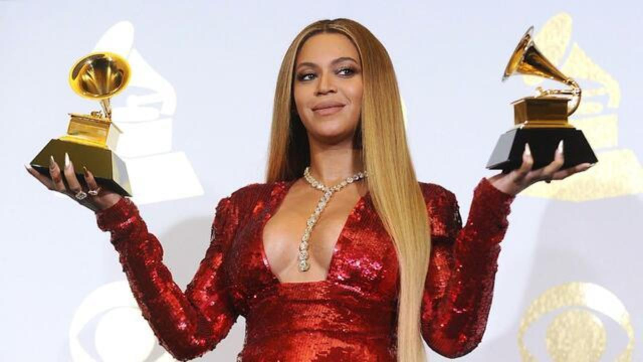 beyonce scores 9 grammy nominations including song and record of the year