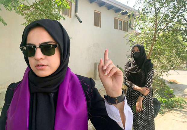 Afghanistan women continue to fight