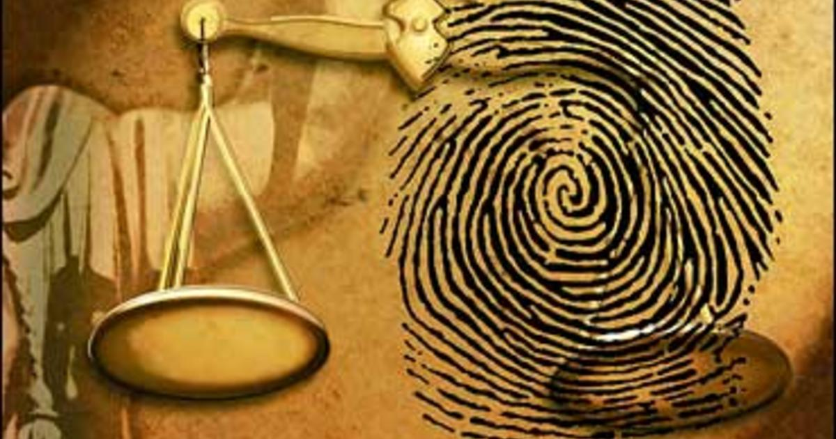 Weighing Fingerprints As Forensic Evidence CBS News