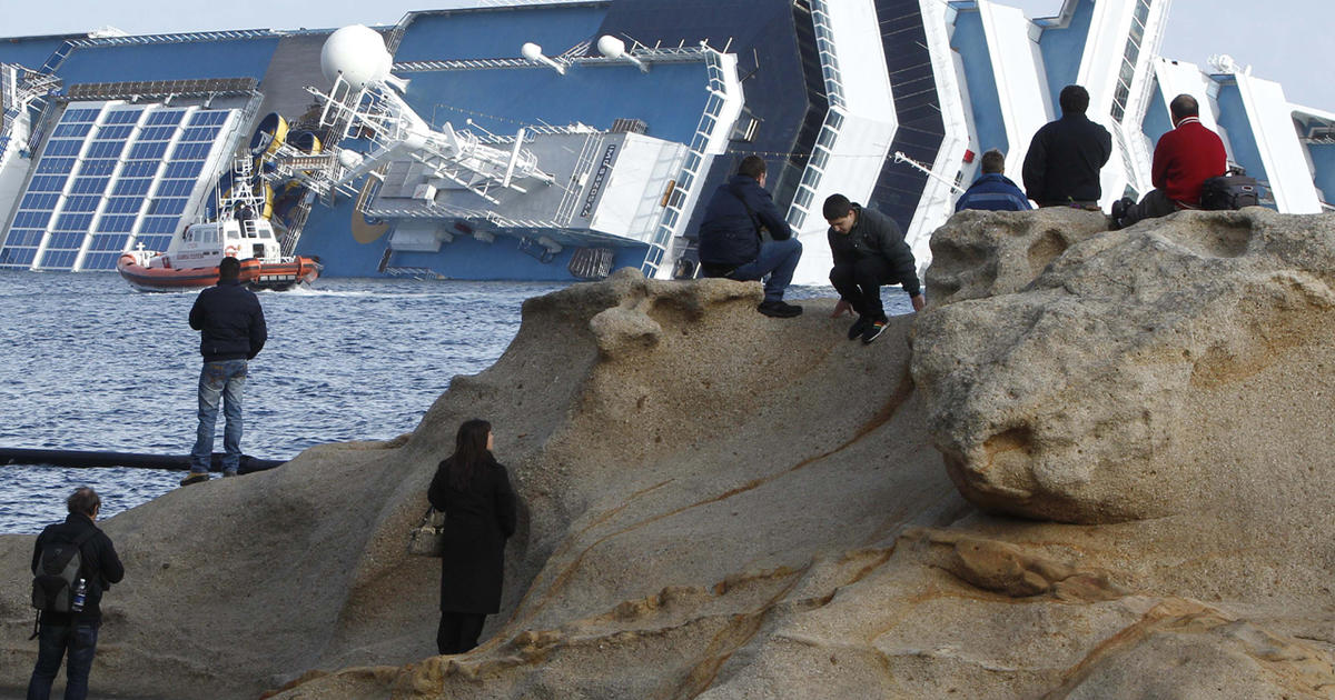 Search Resumes In Cruise Ship Amid Rough Seas CBS News