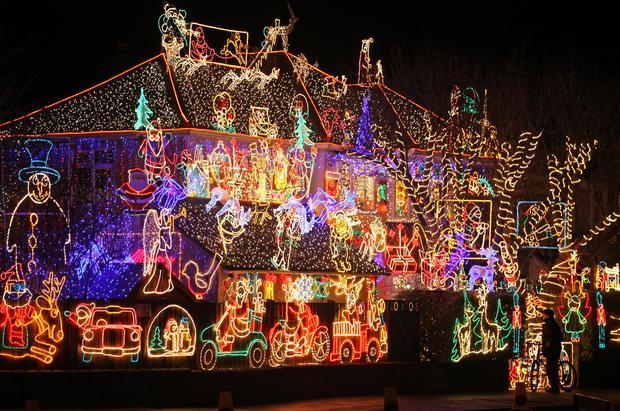 Rancho Cucamonga Christmas Lights