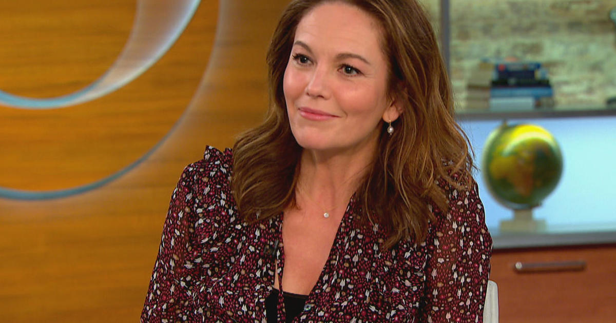 Diane Lane On Starring In Quot The Cherry Orchard Quot Cbs News