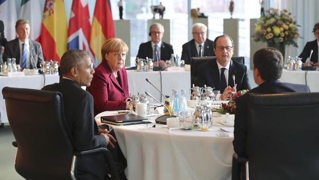 Image result for november 2016 Obama Meets EU LEADERS MERKEL