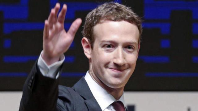 Image result for Zuckerberg condemns hate groups
