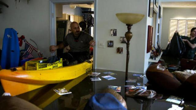 The cost of Harvey mounts after 100,000 homes damaged, Swahili Post