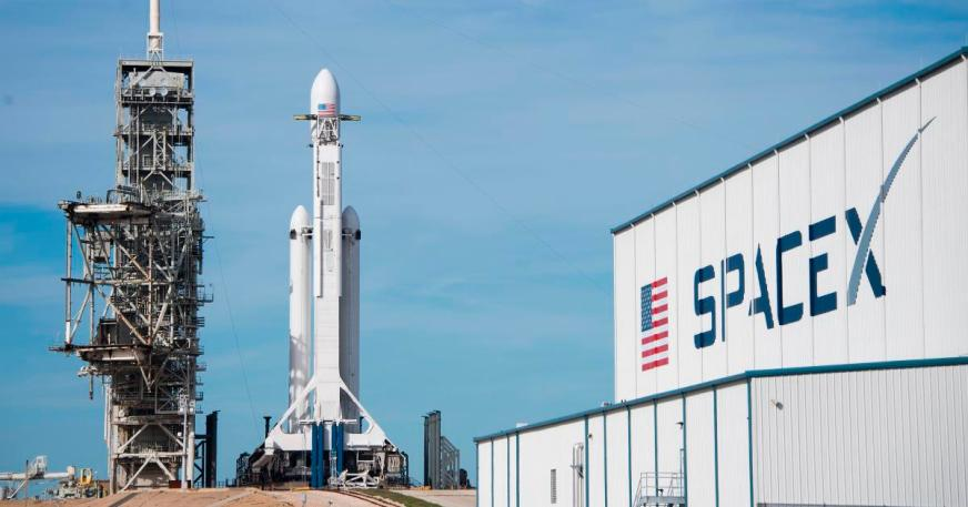 Watch live: (Launch time delayed) Falcon Heavy launch as ...