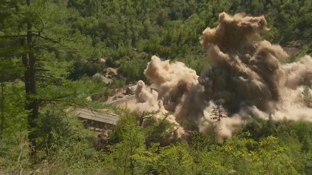 North Korea's nuclear test site