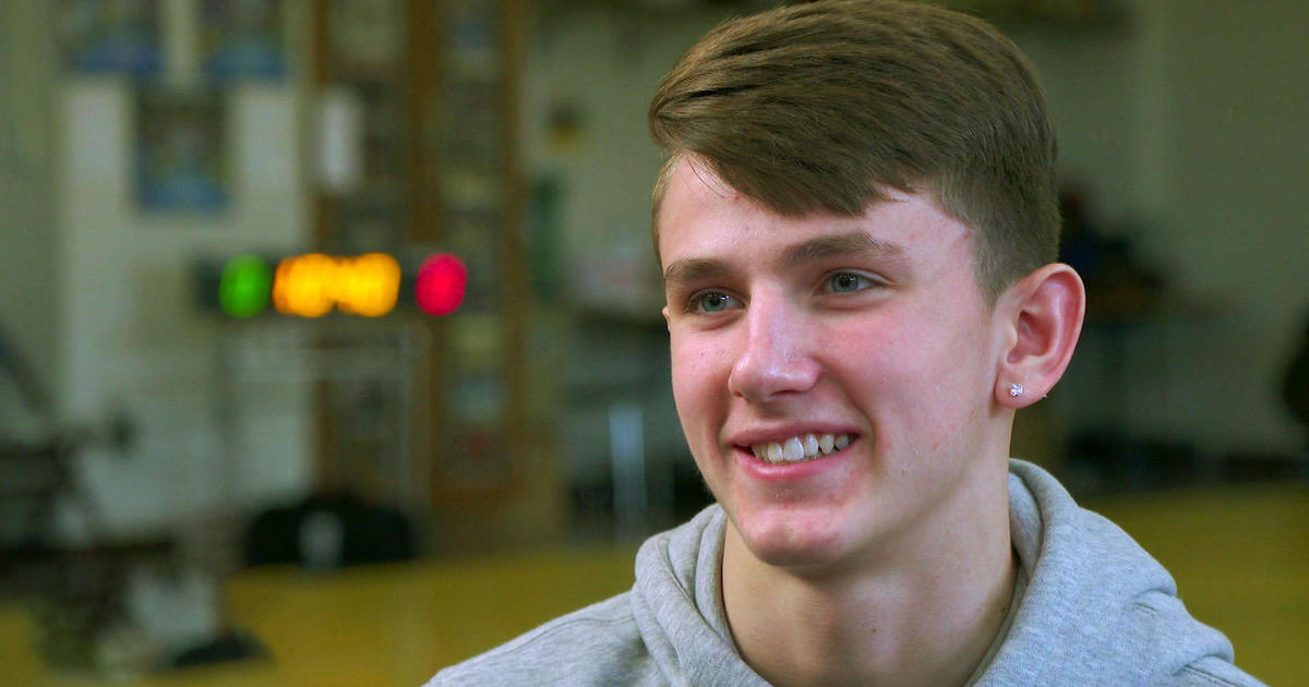 Champion High School Wrestler Surrenders A Match He Could