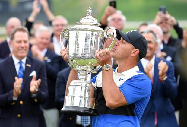 Brooks Koepka — PGA Championship — Final Round